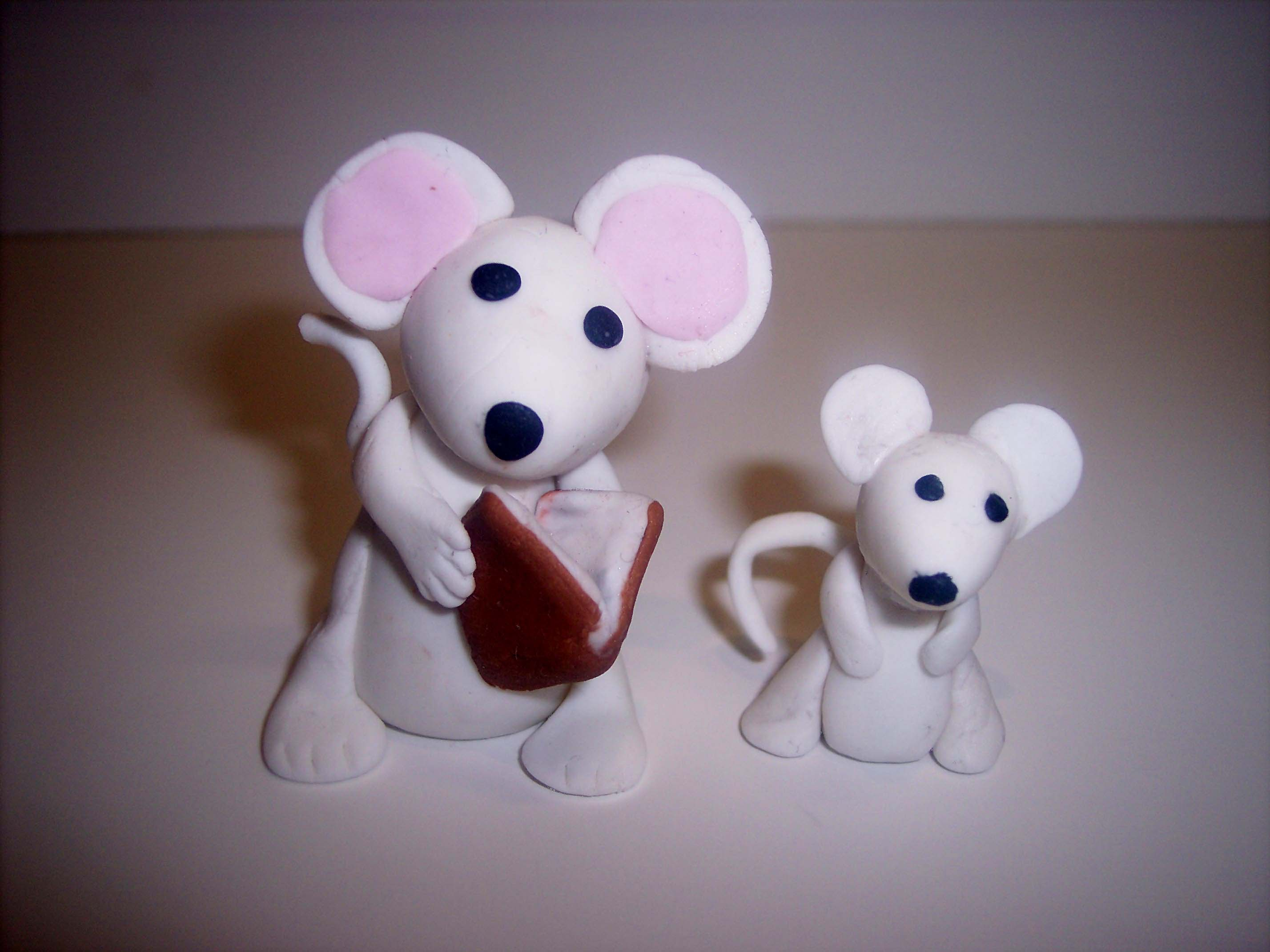 Gumpaste Sculpted Animals and Figurines Are All The Rage ...