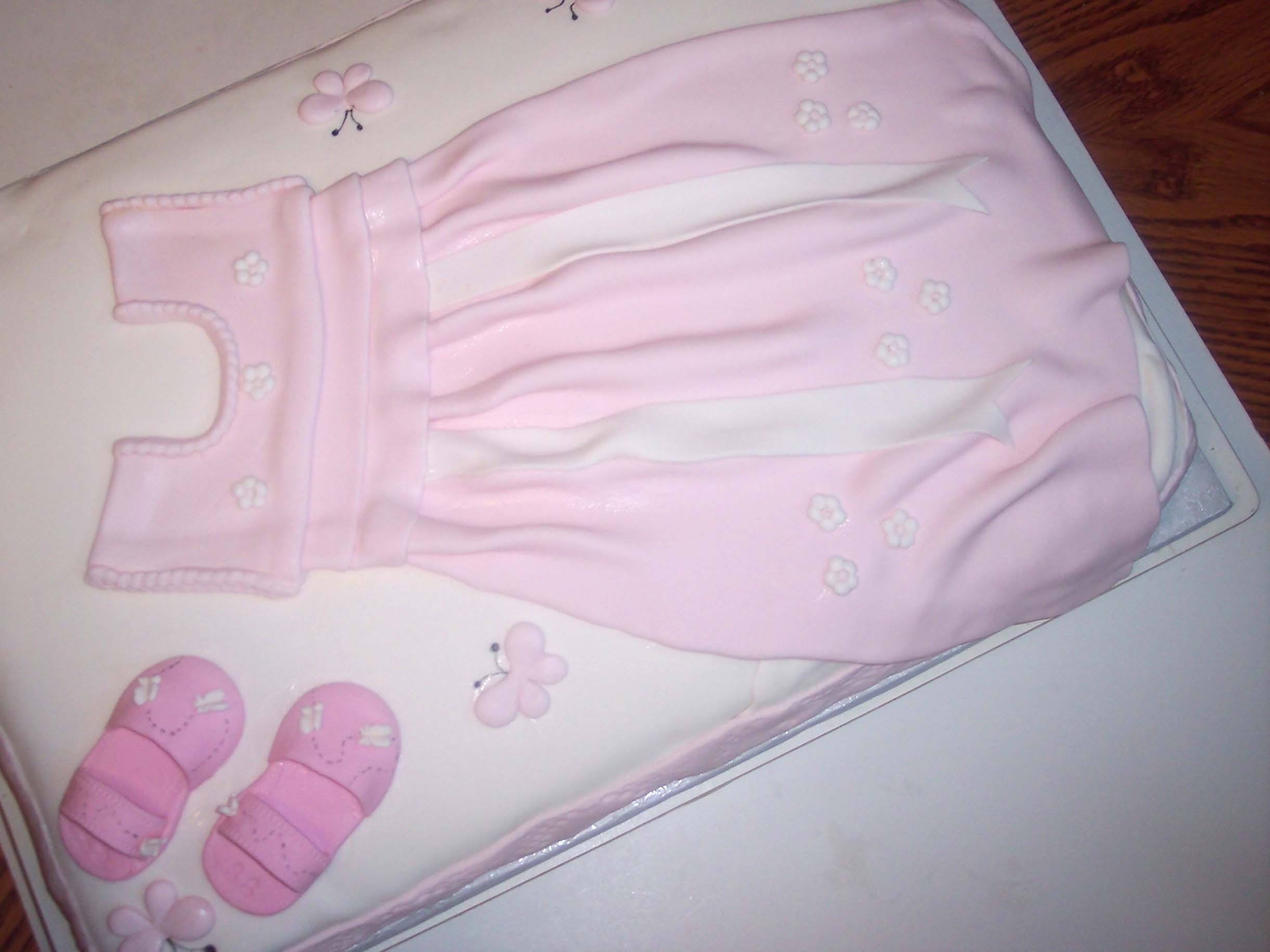 Shower Cakes Baby Sheet Safari