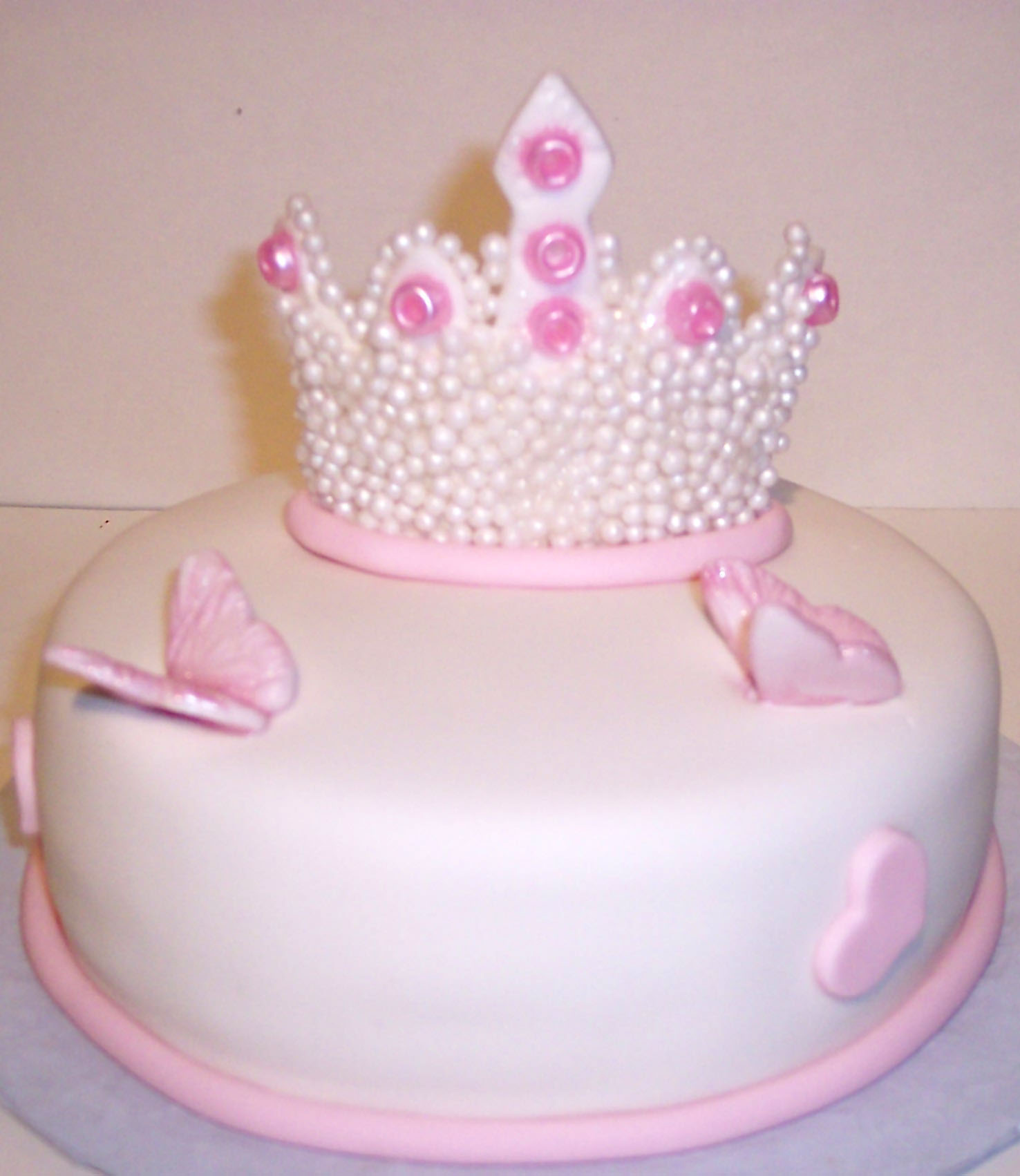 Princess Cake for Senea The Sugar Lane